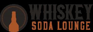 whiskey soda lounge primary logo