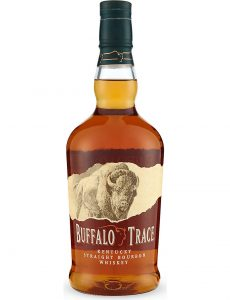 Buffalo Trace Whiskey Bottle