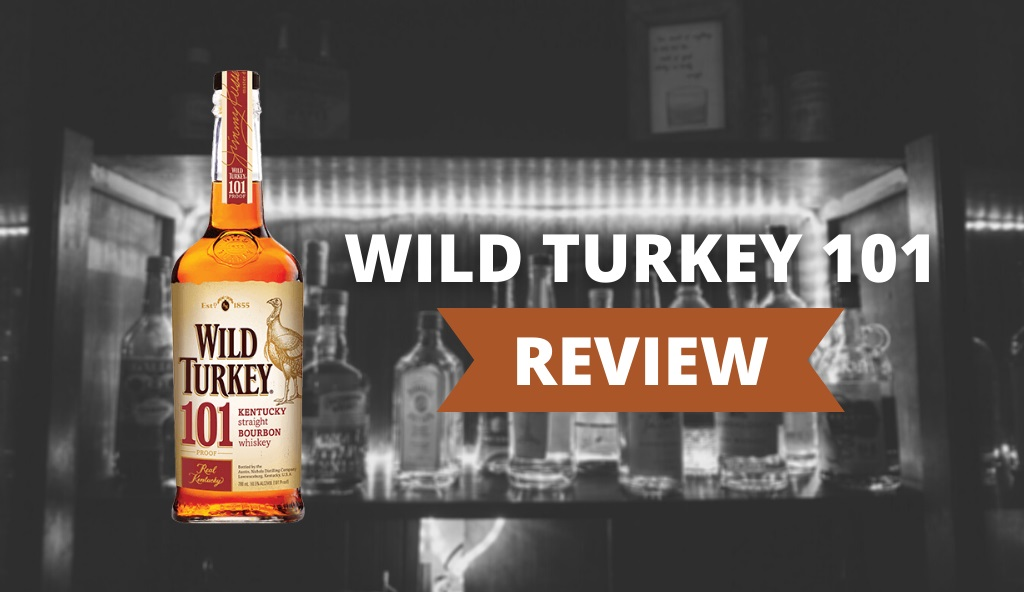 wild turkey 101 review cover photo