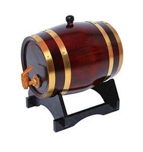 1.5L Whiskey Barrel Dispenser Oak Aging Barrels