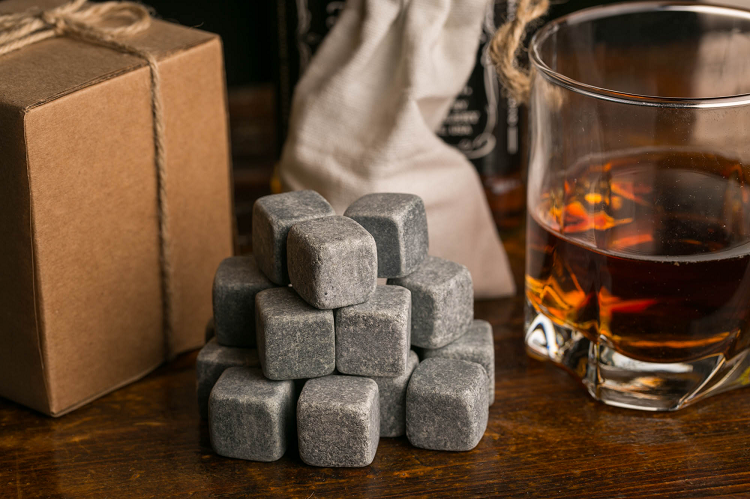 Whiskey Stones Will Not Dilute Your Drink