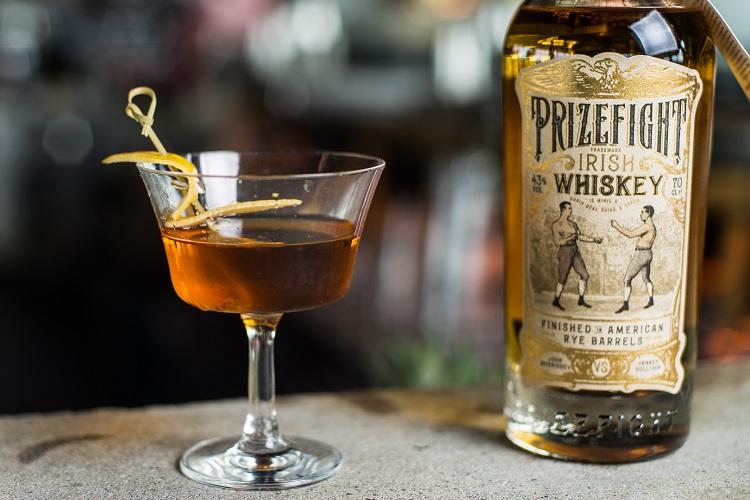 #1 Irish Whiskey