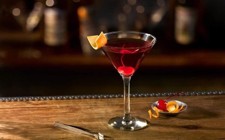 #2 Manhattan Cocktail