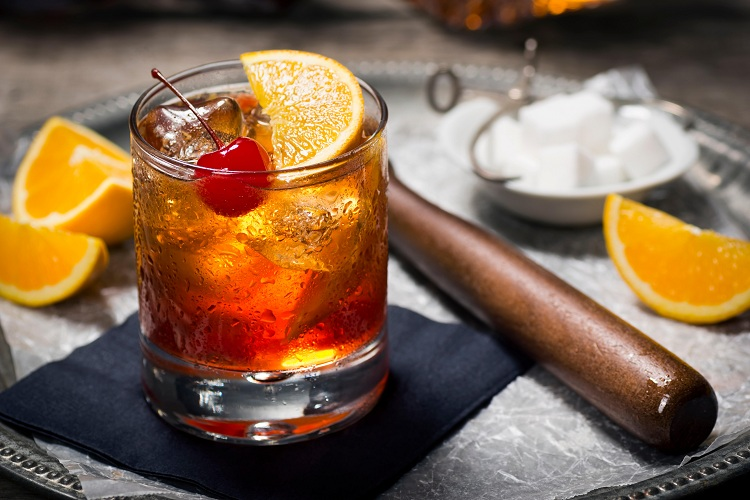 #1 Old Fashioned