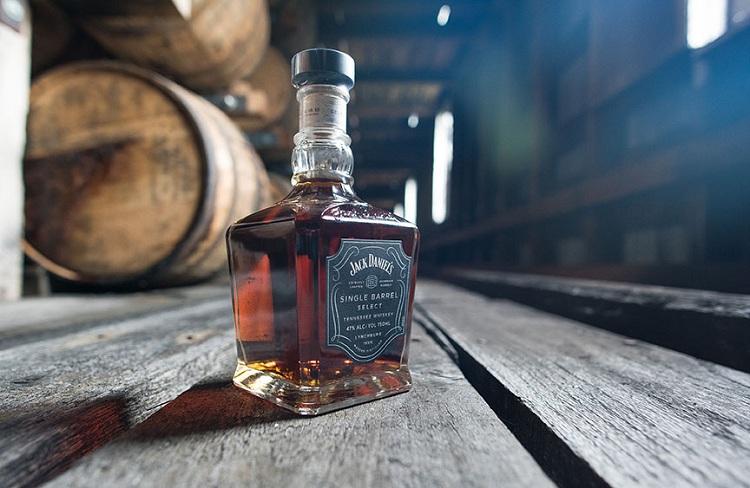 #10 Single Barrel Whiskey