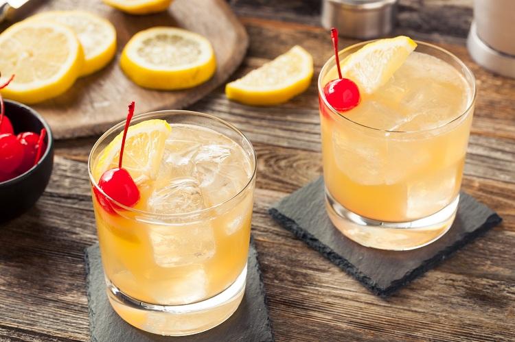 #5 Whiskey Sour