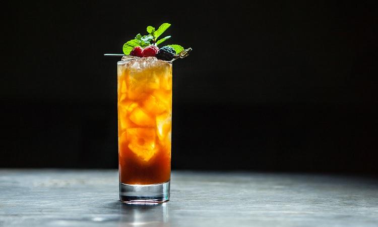 #10 Whiskey Cobbler