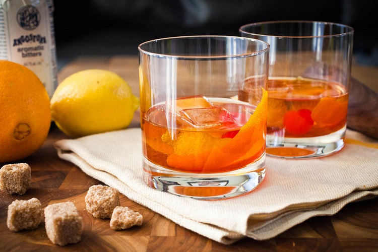 What Alcohol Do You Use for Old Fashioned?