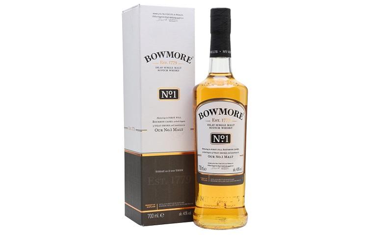 Bowmore No.1 Scotch Whiskey Review