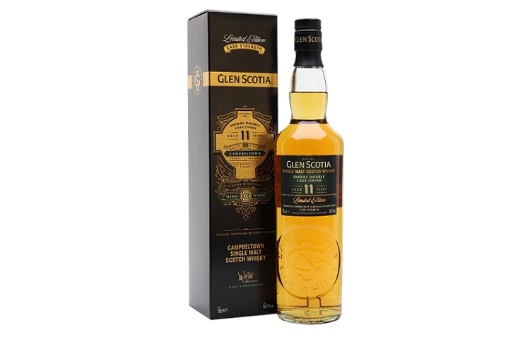 Glen Scotia 11-Year-Old Scotch Whiskey Review