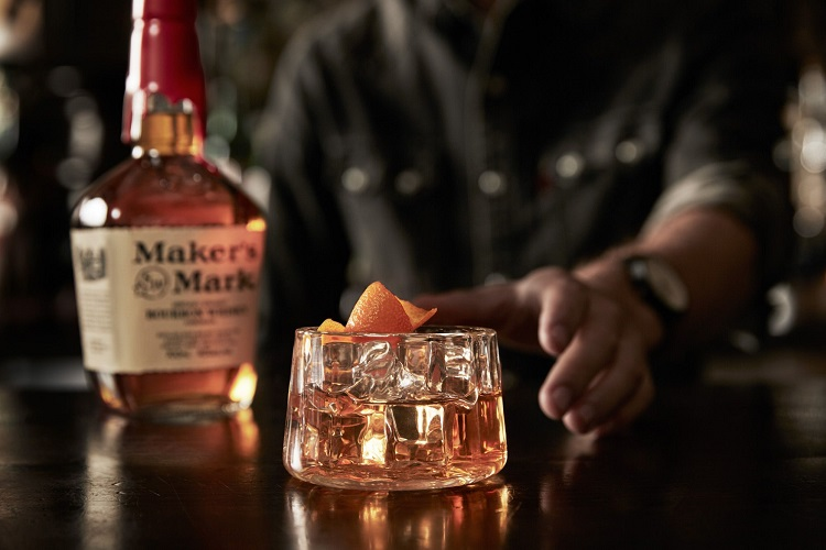 using makers mark